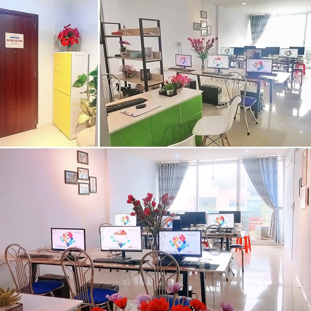 Khoa học thiết kế đồ họa tại quận Tân Phú