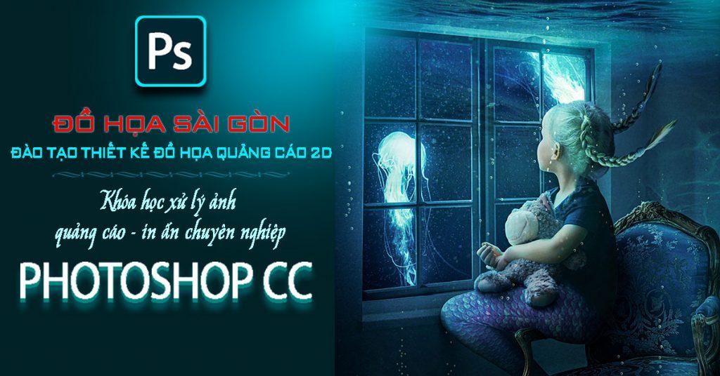 Khóa học photoshop xử lý ảnh chuyên nghiệp tại Tp.HCM
