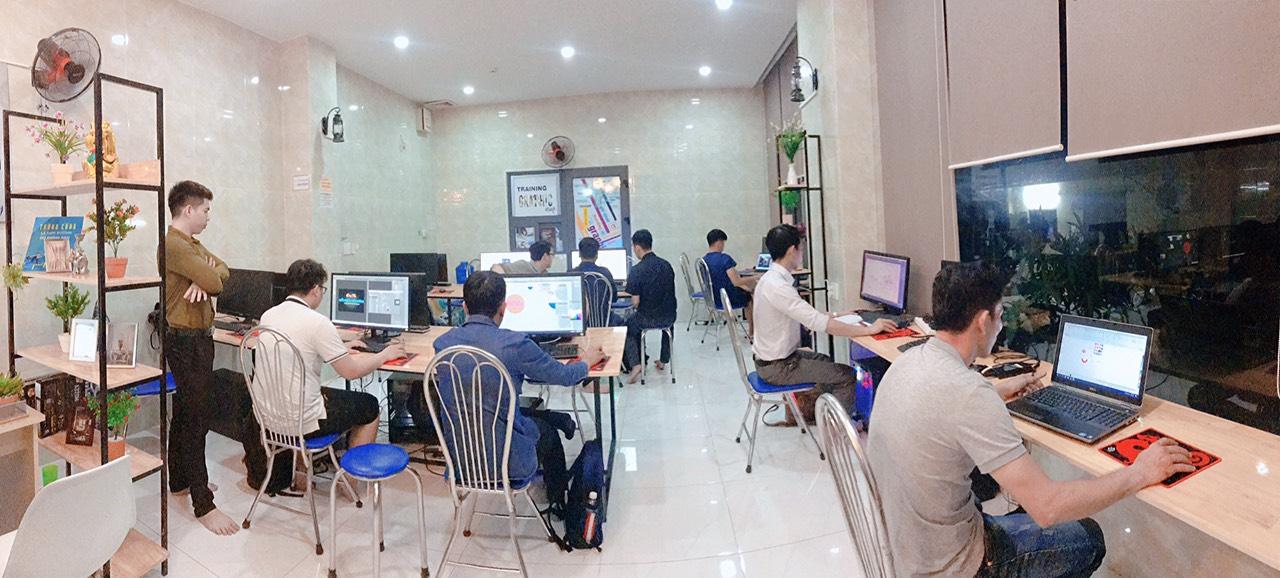 Khai giảng khóa học Corel Draw cấp tốc tại quận Gò Vấp