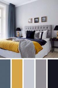 """""""Nguyên tắc vàng"""" phối màu thiết kế nội thất hiện đại."""