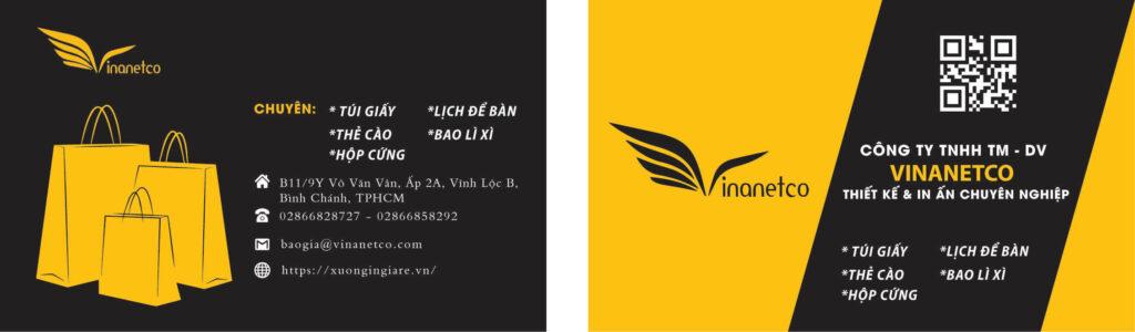 tham khảo design namecard